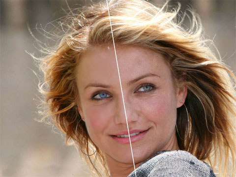 Cameron Diaz Et Shop
