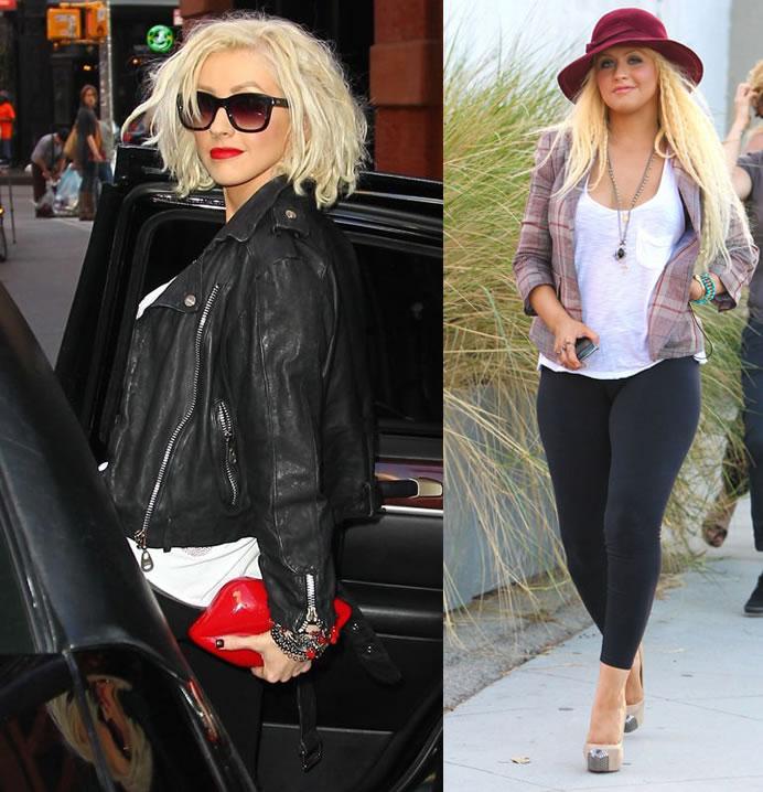 Régime de Star: Le régime grossesse de Christina Aguilera
