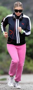 Régime de Star: Fergie | Régime pour perdre 5 kg et Cellulite
