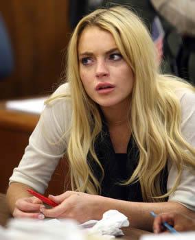 Régime de star: Lindsay Lohan et Régime express