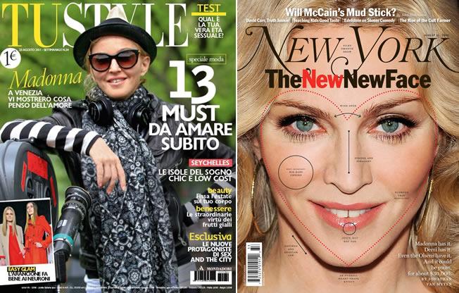 Régime de Star: Le régime de Madonna | Macrobiotique