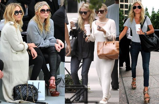 R Gime De Star Les Jumelles Olsen Mary Kate Olsen Et Ashley Olsen